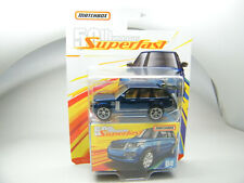 MATCHBOX 2019 16-NUOVO IN SCATOLA ORIGINALE /'02 AUDI RS 6 Avant-MBX Road-Trip