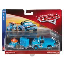 Disney Pixar Cars 3 Dinoco Pitty Roger Wheeler 2 Pack 1:55 Diecast Dinoco 400