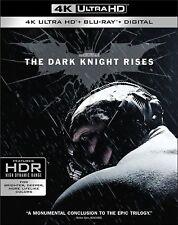 THE DARK KNIGHT RISES (4K ULTRA HD) - Blu Ray -Region free