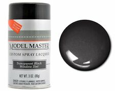 Testors Model Master Automotive Window Tint Lacquer Spray Paint Can  3 oz. 2949