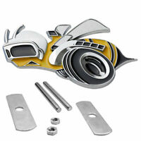 Super Bee Fit for Grille Emblem Badge Aolly For Scat Pack Dodge Challenger