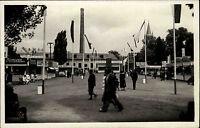 Dvoře  Králové Tschechien Česká AK 1936 Krajinská výstava Ausstellung ungelaufen