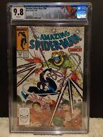 Amazing Spider-Man #299 CGC 9.8 First Venom App before his full App in ASM 300