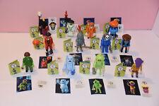 Playmobil 70288 SCOOBY DOO Mystery Figures Serie 1 alle 12 Figuren