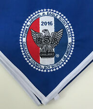 USA BOY SCOUTS OF AMERICA - BSA CHICKSAW COUNCIL EAGLE SCOUT NECKERCHIEF SCARF