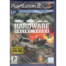 Hardware Online Arena Videogioco Playstation 2 PS2 Sigillato 0711719474326