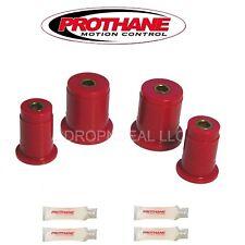 Prothane 6-207 Control Arm Bushing Set + Bonus Hydro Bushings 94 04 Ford Mustang