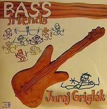 """Juraj Griglok """"Bass Friends"""" audio CD Import"""
