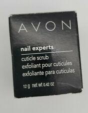 new AVON Nail Experts cuticle scrub .42 oz