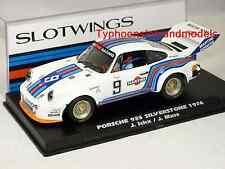 W065-04 SLOTWINGS Porsche 935 Silverstone 1976-J. § & J. Mass-Nuevo y Sellado