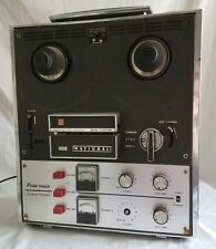 National/Panasonic 4 Track Stereo / Reel to Reel Tape Recorder