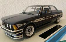 BMW 3er E21 Alpina C1 2.3 in blue Maßstab 1:18 von LS Collectibles Modellauto