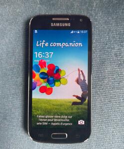 Smartphone Samsung Galaxy S4 mini GT-I9195 - 8 Go - Noir Débloqué 🇫🇷