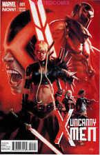 UNCANNY X-MEN #1 DELLOTTO VARIANT COVER 1:50 2013 MAGIK EMMA FROST NEW