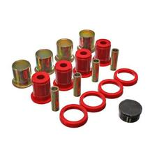 Energy Suspension Control Arm Bushing Kit 3.3136R; Red for Chevy Camaro