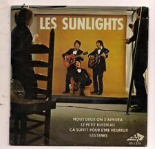 FRENCH EP LES SUNLIGHTS nous deux on s'aimera