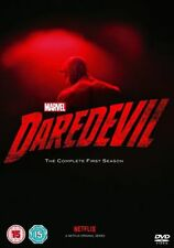 Daredevil -Marvel - The Complete first season series 1- DVD NEW & SEALED