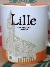 NEW Starbucks LILLE France icon 16 oz mug 2015 release