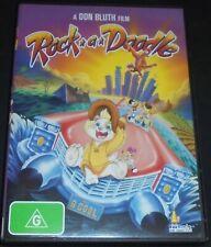 ROCK-A-DOODLE DVD REGION 4