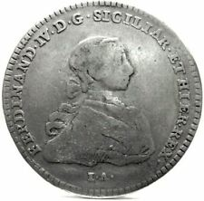 NAPOLI (Ferdinando IV di Borbone) 60 Grana-1760,RRR.