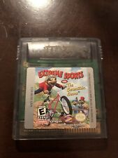 Extreme Sports With The Berenstain Bears (Nintendo Game Boy Color) *GAME TESTED*