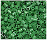 1000 Perler Dark Green Color Iron on Fuse beads NEW