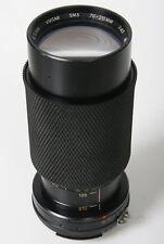 Vivitar 70-210mm f/4.5 Tele Photo Zoom Lens. Nikon AIS Mount