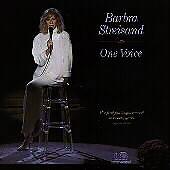 Barbra Streisand - One Voice (Live Recording, 1987)