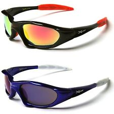 Mens Sports XLOOP Wrap Around Comfort Fit SURF Sunglasses Shades Full UV400 xl01