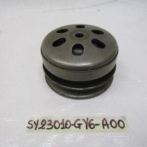 Gruppo pulegge secondarie + frizione Driven pulley assy Sym Symply 125 150 07 11