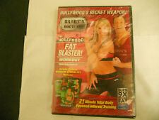 Barry'S Bootcamp Hollywood Fat Blaster Workout ~ Upper Body (Dvd) *New*