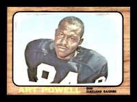 1966 Topps #116 Art Powell  EXMT+ X1433454
