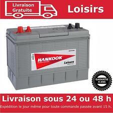 Hankook XL31 Batterie à Décharge Pour Caravane et Camping Car 12V 130AH
