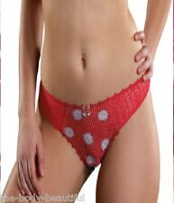 -FREYA ESTELLE MATCH BRA-SMALL THONG -ROUGE
