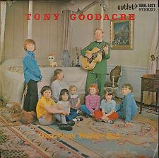 TONY Goodacre NONNA Letto Di Piume firmato Pete Sayers GRAND Ole Opry road show