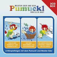 PUMUCKL - PUMUCKL-3-CD HÖRSPIELBOX VOL.1  3 CD NEU