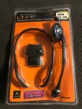 Official Xbox Live Communicator/ Headset *Original Xbox* Brand New