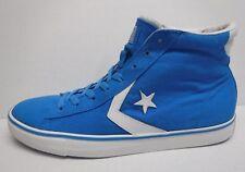 Converse Size 10 Blue  Hi Tops Sneakers New Mens Shoes
