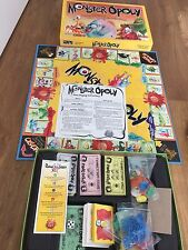 Monster-Opoly Monsteropoly Board Game (Late for the Sky