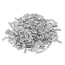 Quetsch-Hülsen Stahlvorfachanfertigung Rostfrei Salzwasserbeständig 1,5mm