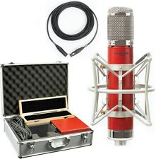 Avantone CV-12 Professional Studio (9) Pattern Tube Vocal Mic