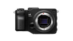 Sigma SD Quattro Gehäuse / Body Digitalkamera Demo-Modell vom Fachhändler