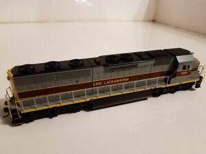 HO Athearn Genesis Erie Lackawanna SD45-2 DCC-Sound Diesel Engine Locomotive ...