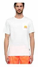T-shirt Sundek uomo M028TEJ7800 bianca