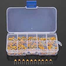 300pcs Multicapa 10 Valor 50V 10pF-100nF Monolítico Cerámica Condensador Juego