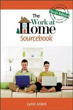 The Work at Home Sourcebook-ExLibrary