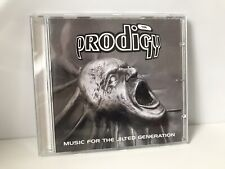 The Prodigy Music For The Jilted Generation CD XL Recordings 1994 Keith flint