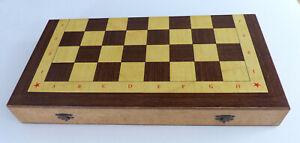 Backgammon, griechisches Tavli Spiel, Schatulle, Schach