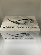 Eschenbach MAX Event adjustable, 2.1x magnifying glasses W/ Case