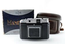 【N MINT BOX】 Mamiya 6 Six Auto Mat Automat 6×6 Rangefinder Camera JAPAN 1203